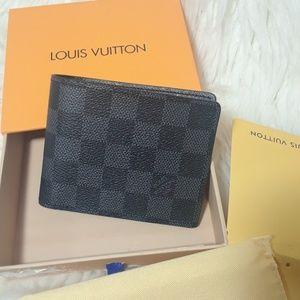 Men's wallet Louis vuitton
